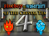 Fireboy & Watergirl 4 : The Crystal Temple