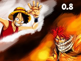 Fairy Tail Vs One Piece 0.8