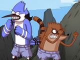 Regular Show - Fist Punch 2