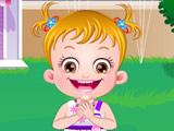 Baby Hazel Backyard Party - Play Free Online Games